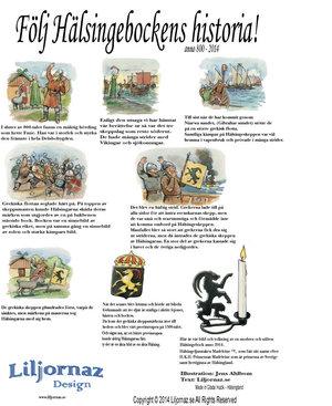 Hälsingebocken Historia